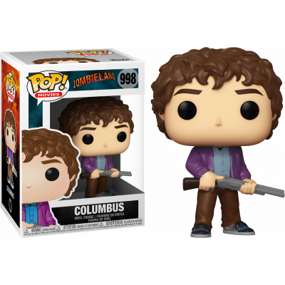 Funko POP! Movies: Zombieland- Columbus #998 Vinyl Figure