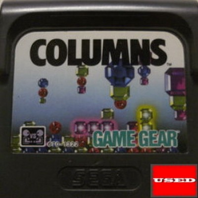 Columns GG UNBOXED