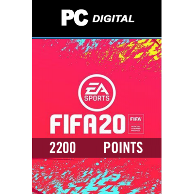 FIFA 20 2200 Points PC NEW