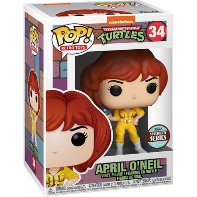 Funko POP! Vinyl: TMNT - April O'Neil # Vinyl Figure
