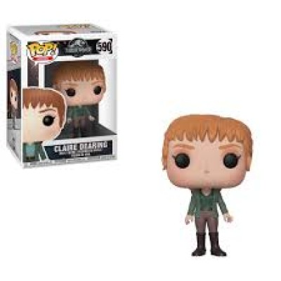 POP!Movies: Jurassic Park Fallen Kingdom - Claire Dearing #590 Vinyl Figure