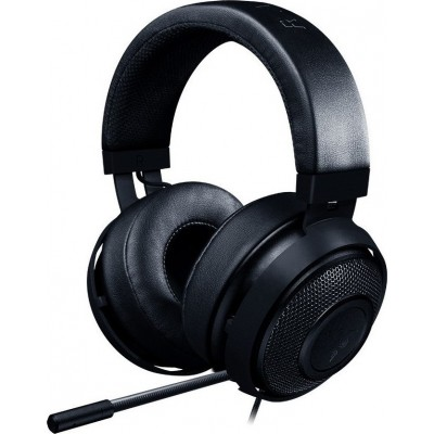 --Razer Oval  Kraken Pro V2 Black  Analog Headset--