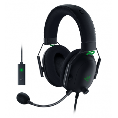 Razer Blackshark V2 X Gaming Headset & USB Audio Card – 7.1 THX – PC/PS4/PS5