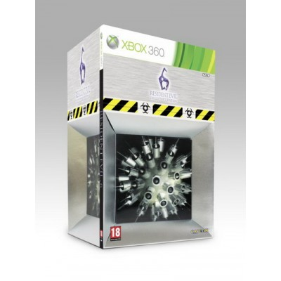 Resident Evil 6 (Collector's Ed.) X360 NEW