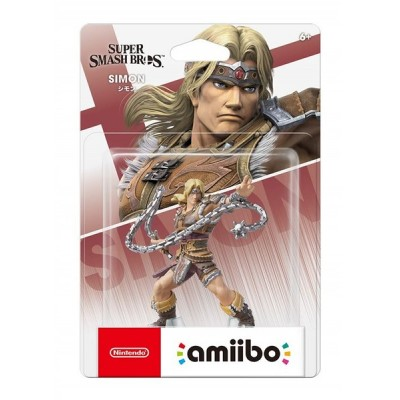 Amiibo Simon Belmont   (Super Smash)