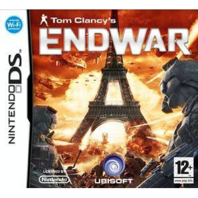 Tom Clancys EndWar DS NEW