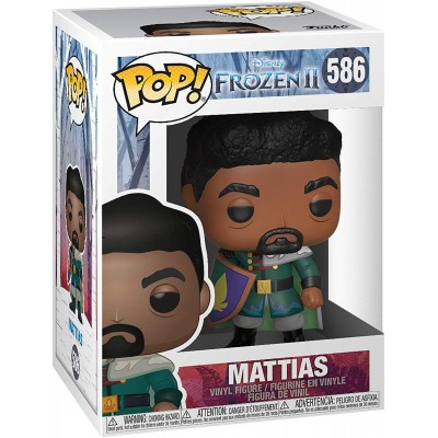 Funko POP! Disney: Frozen II - Mattias #586 Vinyl Figure