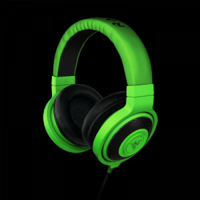 Razer Kraken Analog PC/Console Gaming Headset - Green (RZ04-02830200-R3M1)