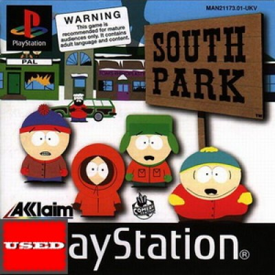 South Park PSX USED (Like NEW)