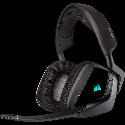 Corsair  Gaming Headset   Void Elite  Wireless Carbon   ( CA-9011201-EU )