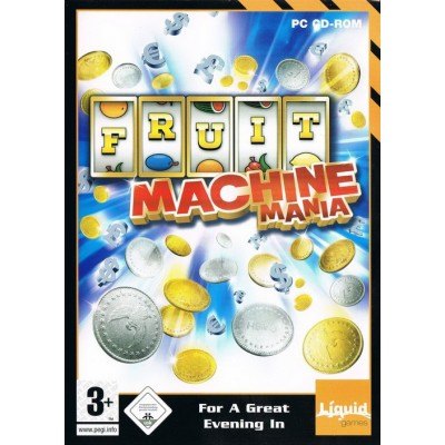 Fruit Machine Mania PC NEW