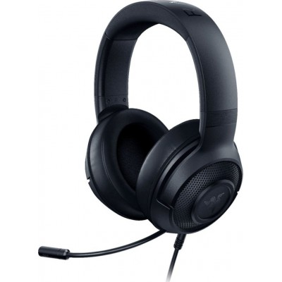 Razer KRAKEN X - 7.1 Analog PC/Console Gaming Headset Black