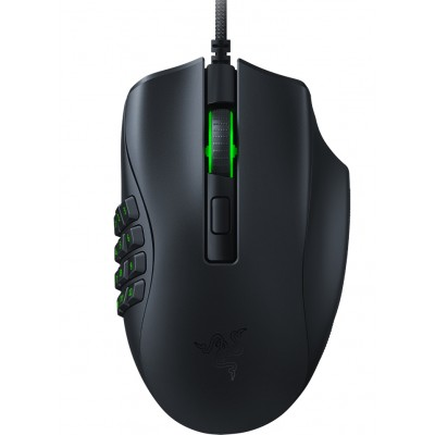 Razer Naga  X  MMORPG  Gaming Optical  RGB   Mouse
