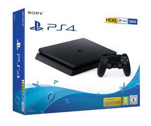Sony Playstation 4 Slim 500GB F Chassis