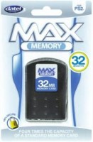 Datel Max Memory Card 32 MB PS2 NEW