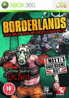 Borderlands: Double Game Add-On Pack X360 NEW