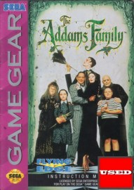 The-Addams-Family-Game-Gear-Manual