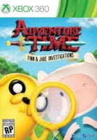 Adventure Time: Finn and Jake Investigations X360 NEW