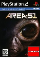 Area 51 PS2 USED