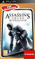Assassins Creed: Bloodlines (Essentials) PSP USED