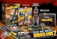 Borderlands 2 Deluxe Hunter's Collector's PS3 NEW