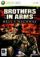 Brothers in Arms: Hells Highway PR X360 NEW
