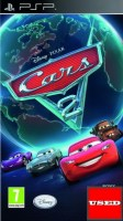 Cars 2: The Video Game PSP USED