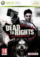 Dead to Rights: Retribution PR X360 NEW