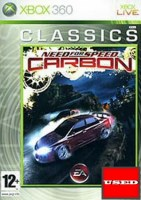 Need for Speed Carbon (Classics) X360 NEW