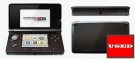 Nintendo 3DS Black USED