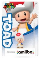Nintendo amiibo Toad Figure NEW