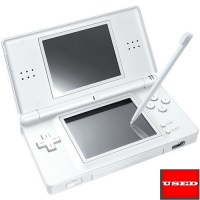 Nintendo DS Lite White USED (UNBOXED)