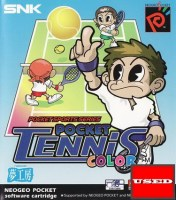 Pocket Tennis Color NGPC USED