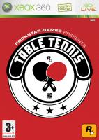 Rockstar Games presents Table Tennis X360 USED (No Manual)