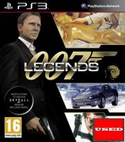 007 Legends PS3 USED (No Manaual)