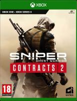 Sniper Ghost Warrior Contracts 2   ( XONE & XBOX SERIES X )  NEW