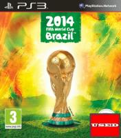 2014 FIFA World Cup Brazil PS3 USED (No Manual)
