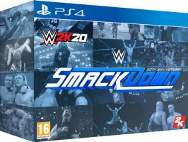 WWE 2K20 Collector's  Edition PS4 NEW