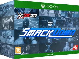 WWE 2K20 Collector's  Edition XONE  NEW
