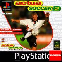 Actua Soccer 2 PSX USED (Damaged Case)