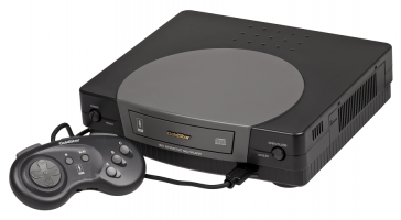 3DO-GDO-101M-Console-Set