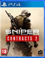Sniper Ghost Warrior Contracts 2   PS4 NEW