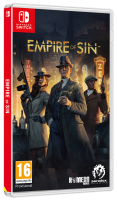 Empire of Sin - Day One Edition  Nintendo Switch  NEW