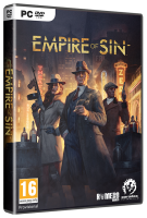 Empire of Sin - Day One Edition PC NEW