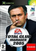 Total Club Manager 2005 XBOX USED (No Cover)
