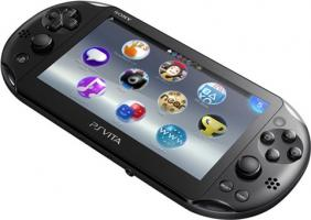 Sony PS Vita Slim Wi-Fi USED (Unboxed) (Bad Condition/Scratched)