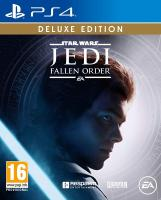 Star Wars Jedi : Fallen Order Deluxe Edition PS4 NEW