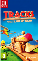 Tracks - The Trainset Game   Nintendo Switch  NEW