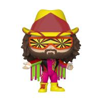 Funko POP! WWE: NWSS - Macho Man Randy Savage # Vinyl Figure