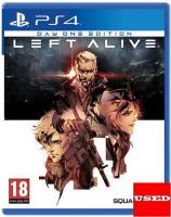 Left Alive (PR) PS4 USED